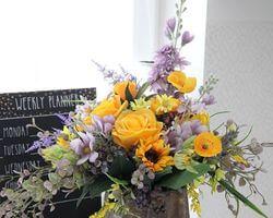 Luxusné umelé kvety