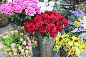 Umelé kvety do vázy