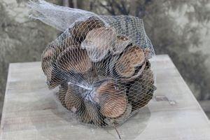 Hnedé sušené škrupiny 0,5kg