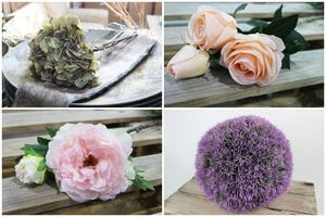 Podľa druhov kvetov
