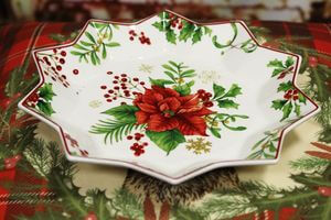 Vianočné taniere
