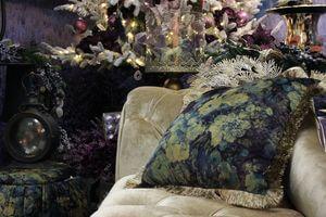 Vianočná výzdoba obývačky