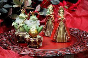 Vianočné figúrky na stromček