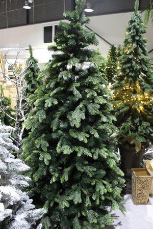 Zelený umelý vianočný 3D stromček Kanadský 180cm