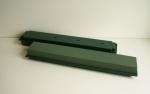 Zelená tácka s florexom 50cm
