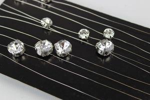 Luxusná girlanda z diamantov