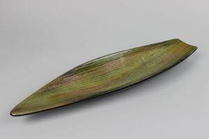 Žíhaná keramická miska na ovocie 41cm