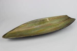 Žíhaná keramická miska na ovocie 51cm