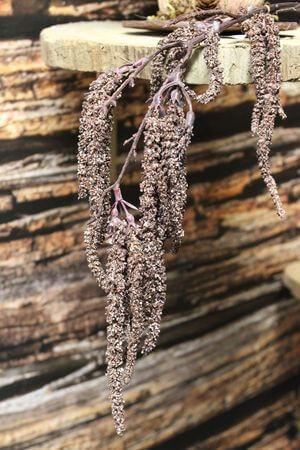 Bledohnedý umelý amarantus 69cm