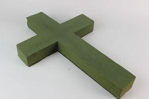Zelený kríž florex 44cm