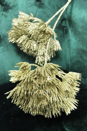 Zlatý kvet alium 2 ks 65 cm