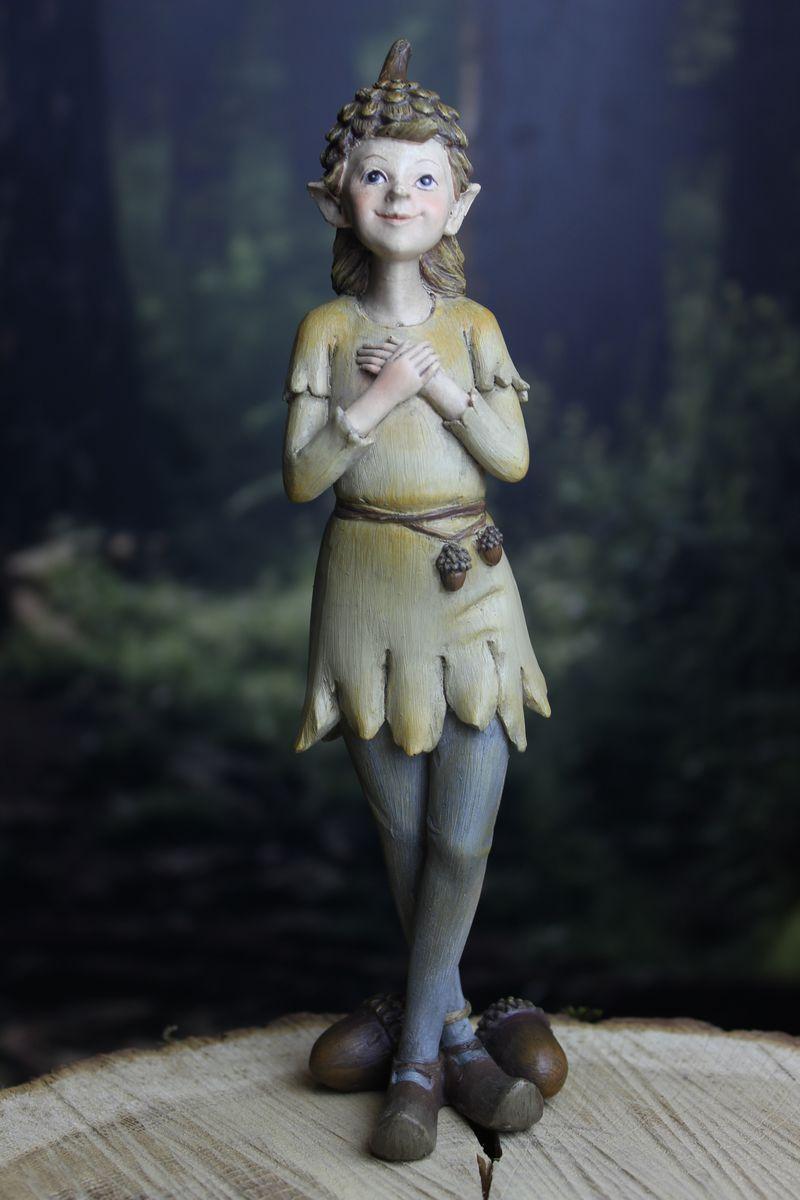 Lesný škriatok dievča 21cm