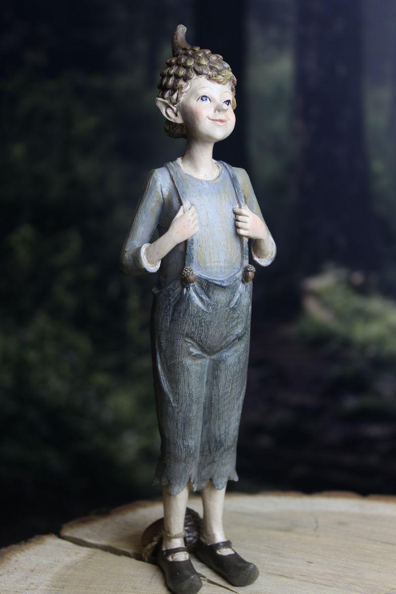 Lesný škriatok chlapec 21cm
